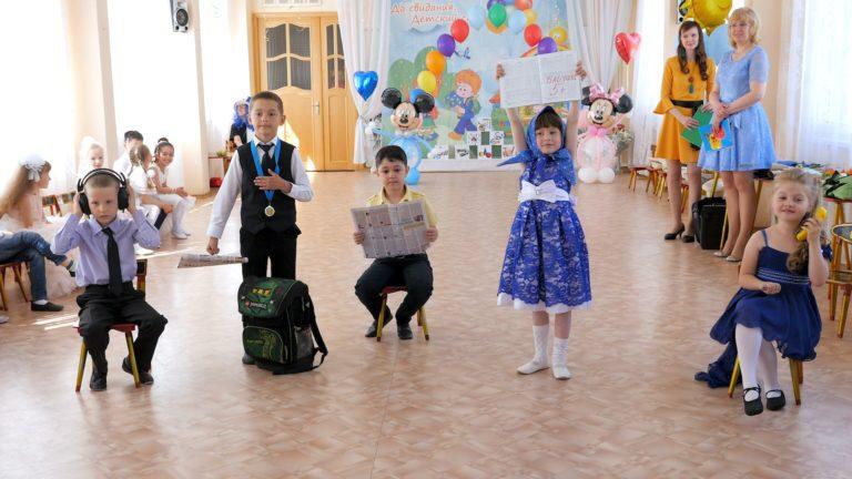 Фото видеосъемка в детском саду