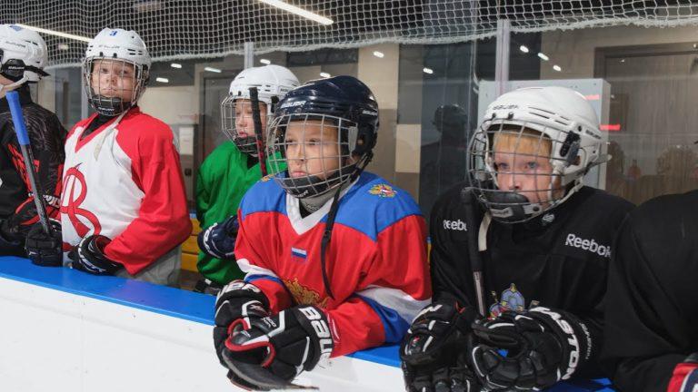 Видеосъемка хоккейных матчей